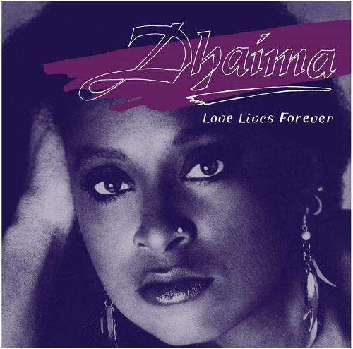 Numero Group Dhaima - Love Lives Forever (Coloured Vinyl)