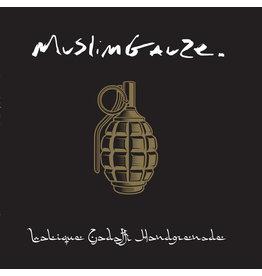 Staalplaat Muslimgauze - Lalique Gadaffi Handgrenade