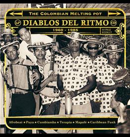 Analog Africa Various - Diablos Del Ritmo: The Colombian Melting Pot 1960-1985