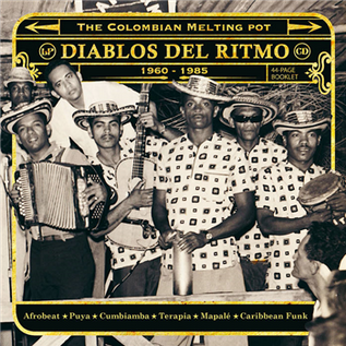 Analog Africa Various - Diablos Del Ritmo: The Colombian Melting Pot 1960-1985