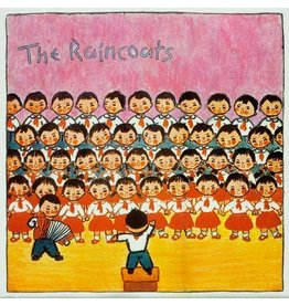 We ThRee The Raincoats - The Raincoats (180gm Clear Vinyl)