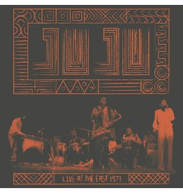 Now-Again Records Juju - Live At The East 1973