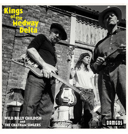Damaged Goods Records Wild Billy Childish & The Chatham Singers - Kings Of The Medway Delta