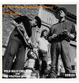 Damaged Goods Records Wild Billy Childish & The Chatham Singers - All My Feelings Denied