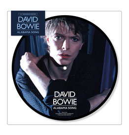 "Parlophone David Bowie - Alabama Song (7"" Picture Disc)"