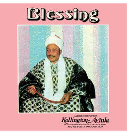 Soul Jazz Records Kollington Ayinla & His Fuji '78 Organisation - Blessing