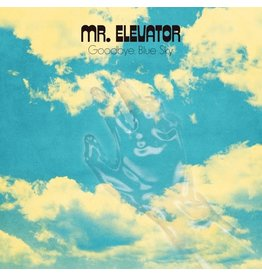 Castle Face Records Mr Elevator - Goodbye Blue Sky - colour vinyl