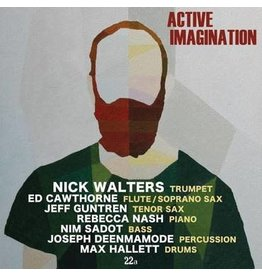 22a Nick Walters - Active Imagination
