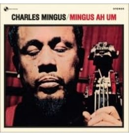 Pan Am Records Charles Mingus - Mingus Ah Um