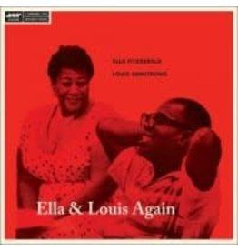Jazz Wax Ella Fitzgerald & Louis Armstrong - Ella & Louis Again