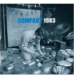 Honest Jons Records Derek Bailey - Company 1983