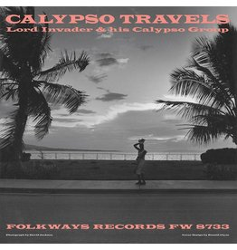 Smithsonian Folkways Special Series Lord Invader - Calypso Travels