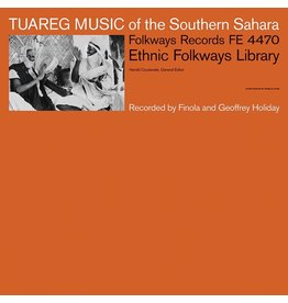 Smithsonian Folkways Special Series Various - Tuareg Music Of The Southern Sahara
