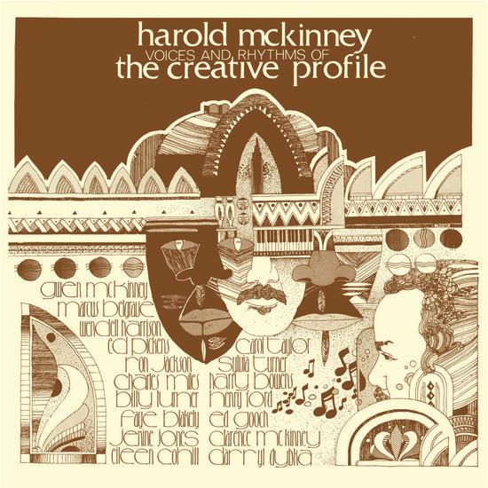 Pure Pleasure Harold McKinney - Voices & Rhythms Of The Creative Profile