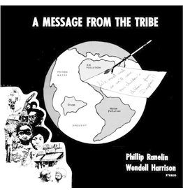 Pure Pleasure Wendell Harrsion & Phillip Ranelin - A Message From The Tribe