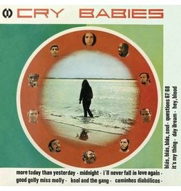 Far Out Recordings Cry Babies - Cry Babies