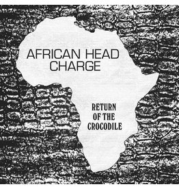 On-U Sound African Head Charge - Return Of The Crocodile