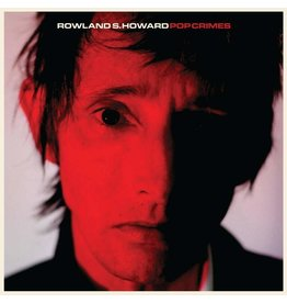 Mute Records Rowland S Howard - Pop Crimes (Coloured Vinyl)