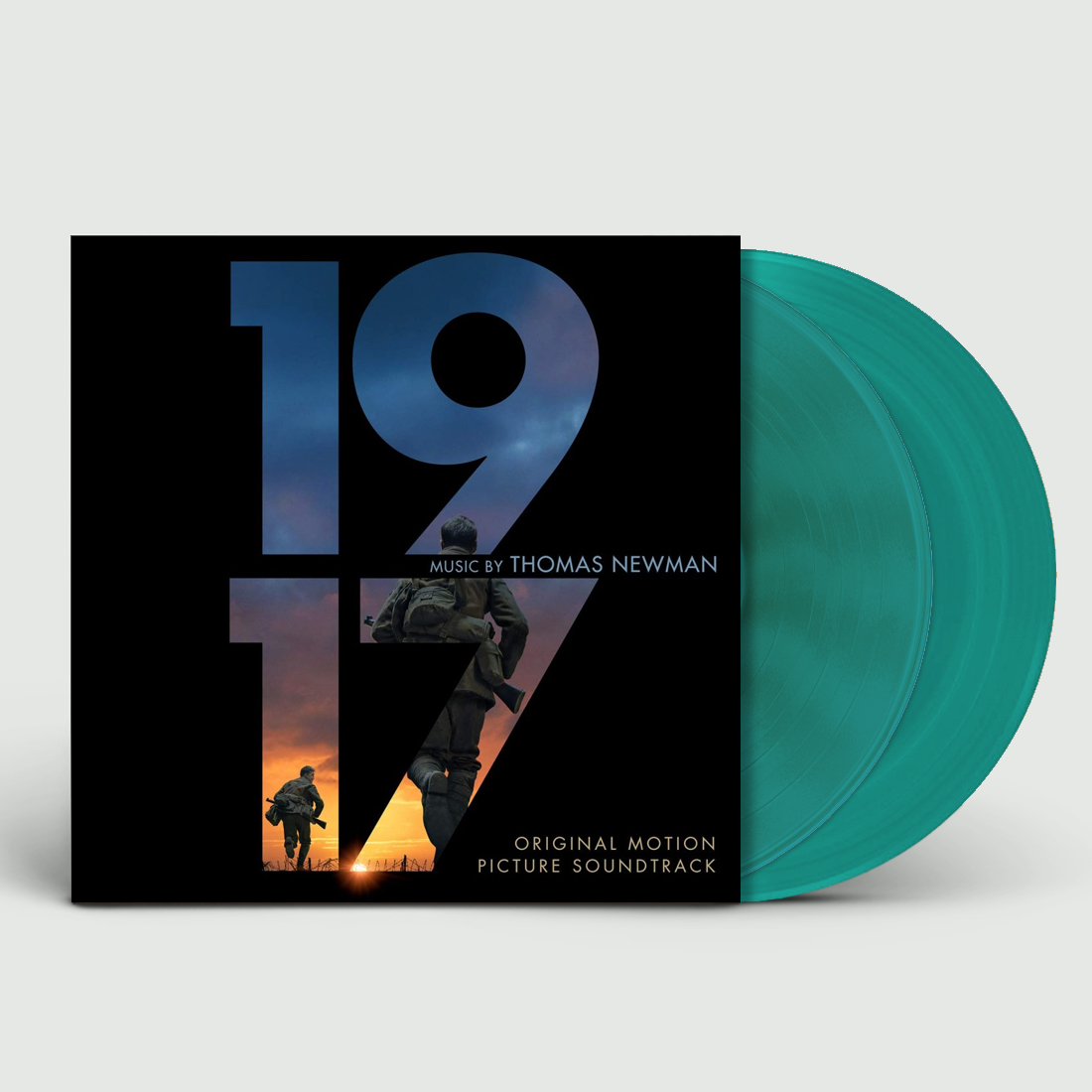 Music On Vinyl Thomas Newman - 1917 OST (Coloured Vinyl)