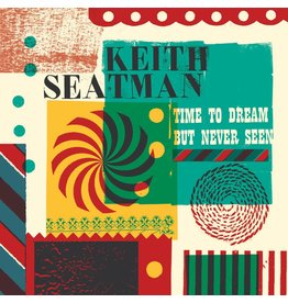 Castles In Space Keith Seatman - Time To Dream But Never Seen