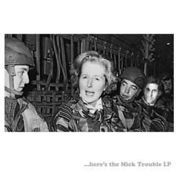 Emotional Response Mick Trouble - Here's The Mick Trouble LP