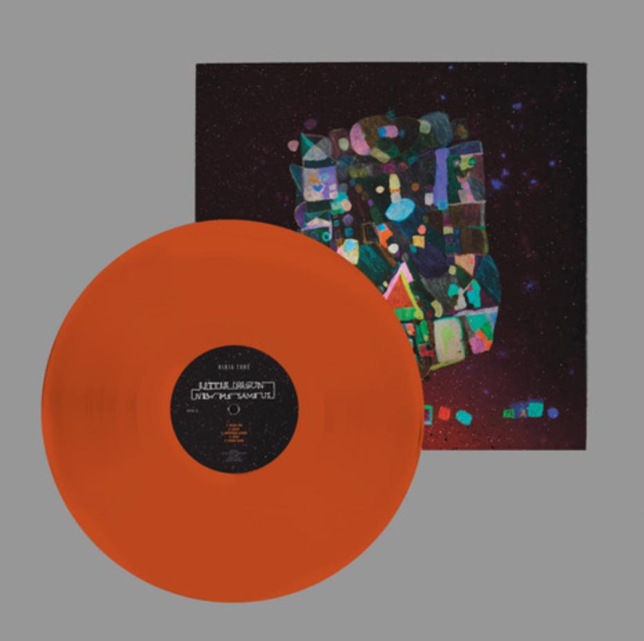 Ninja Tune Little Dragon - New Me, Same Us (Coloured Vinyl)