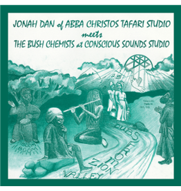 Mania Dub Jonah Dan Meets The Bush Chemists - Dubs From Zion Valley