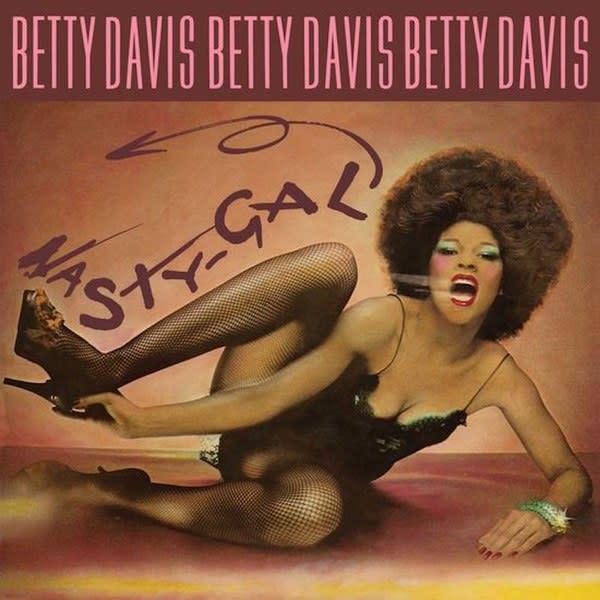 Light In The Attic Betty Davis - Nasty Gal