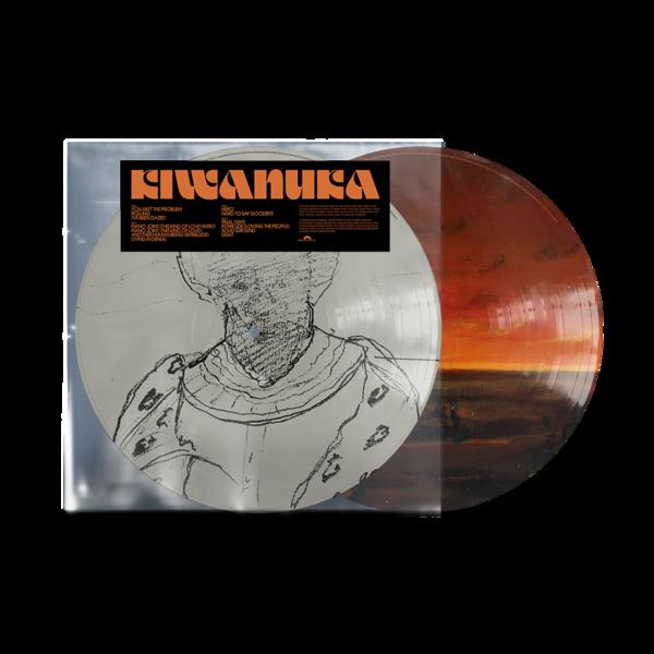 Polydor Michael Kiwanuka - Kiwanuka (Picture Disc)