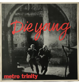 Optic Nerve Metro Trinity - Die Young EP (Coloured Vinyl)