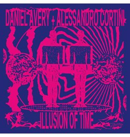 Phantasy Sound Daniel Avery & Alessandro Cortini - Illusion Of Time (Coloured Vinyl)