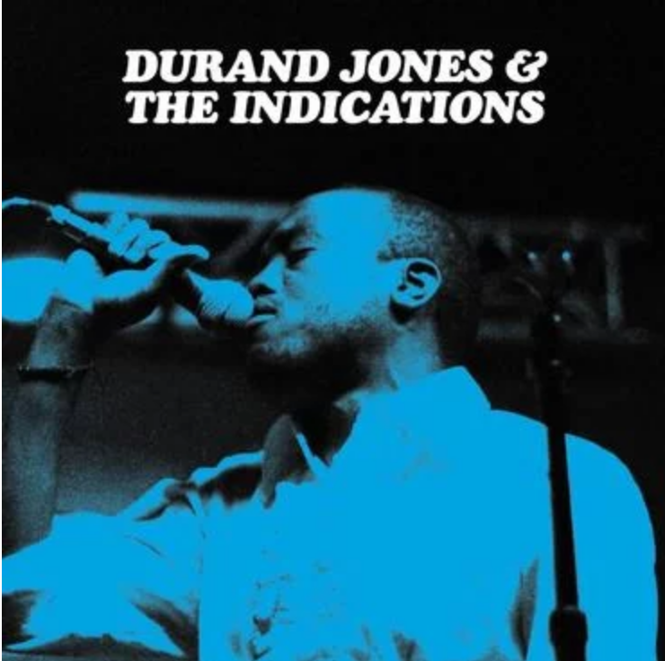 Dead Oceans Durand Jones and The Indications - Durand Jones and The Indications