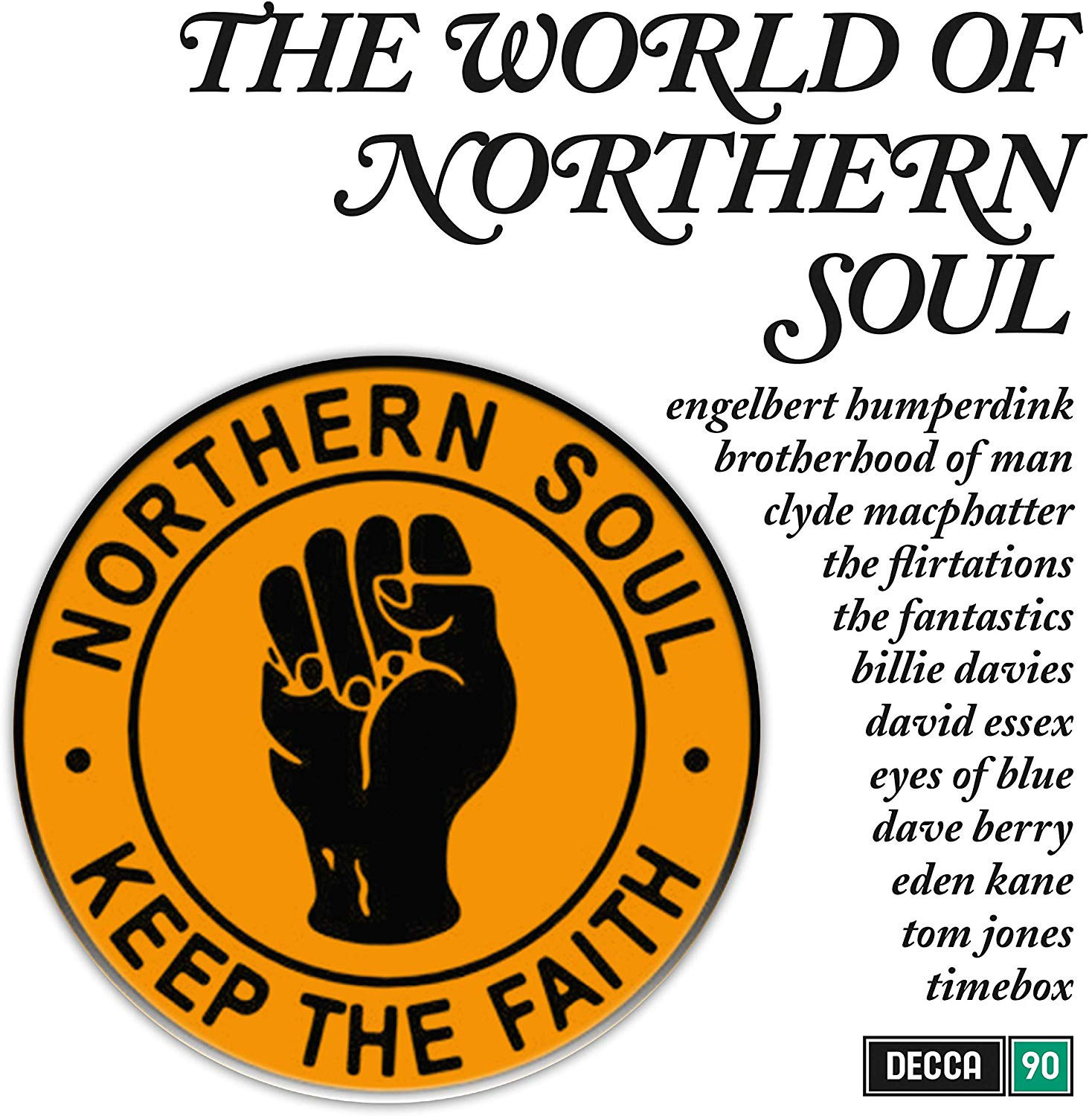 Decca Various - The World Of Northern Soul