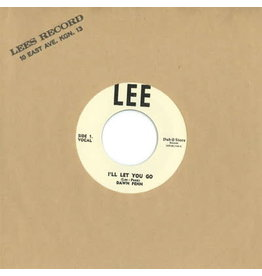 Dub Store Dawn Penn & Diane Lawrence - I'll Let You Go / Hound Dog