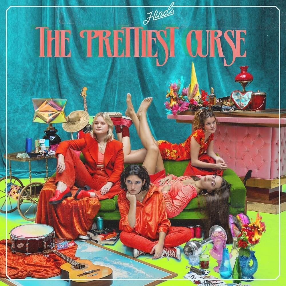 Lucky Number Hinds - The Prettiest Curse