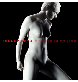 20L07 Music Jehnny Beth - To Love Is To Live (Coloured Vinyl)
