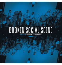 Third Man Records Broken Social Scene - Broken Social Scene Live At Third Man Records
