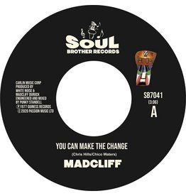 Soul Brother Madcliff - You Can Make The Change / What People Say About Love