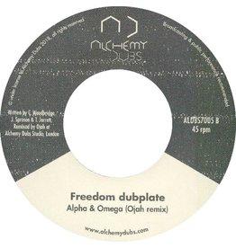 Alchemy Dubs Alpha & Omega - Alchemy / Ojah Dub