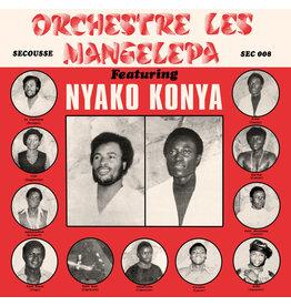 Secousse Orchestra Les Mangelepa - Nyako Konya