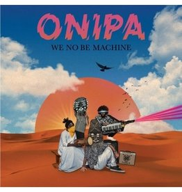 Strut Onipa - We No Be Machine