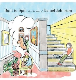 Ernest Jenning Record Co Built To Spill - Built To Spill Plays the Songs of Daniel Johnston  (Coloured Vinyl)