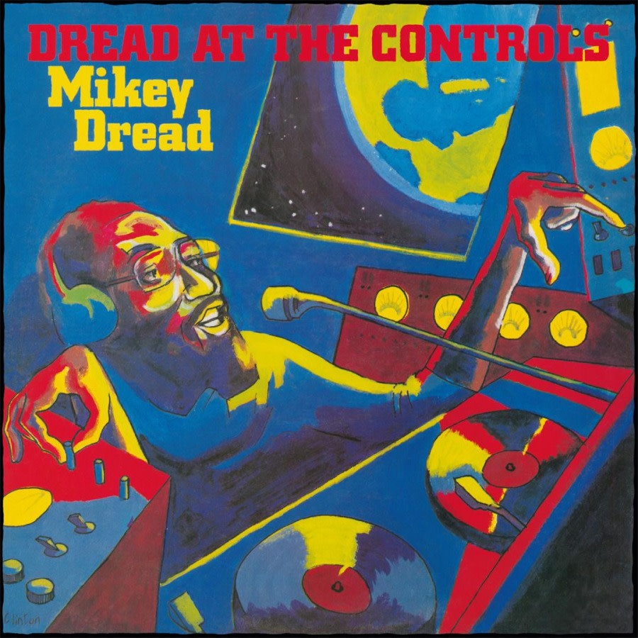 Music On Vinyl Mikey Dread - Dread At The Controls