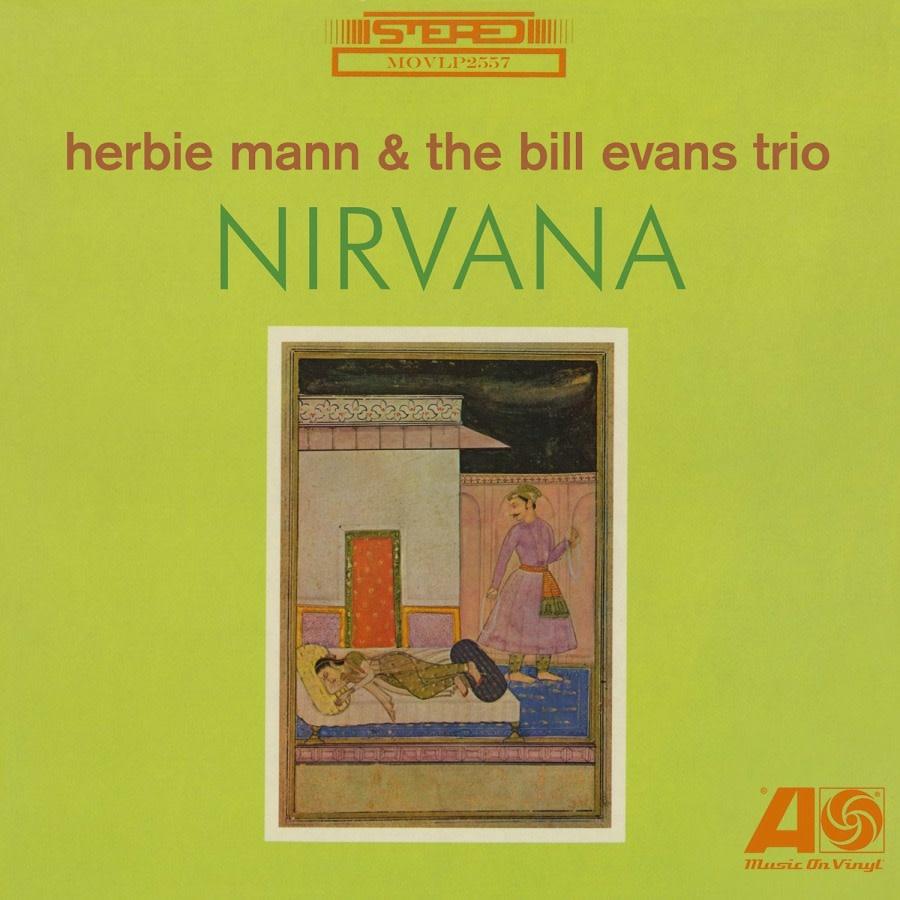 Music On Vinyl Herbie Mann & The Bill Evans Trio - Nirvana