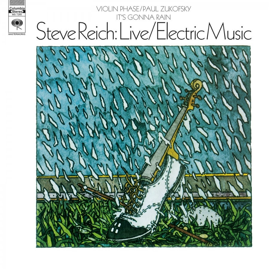 Music On Vinyl Steve Reich - Live / Electric Music