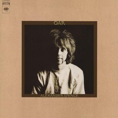 Music On Vinyl Alexander Spence - Oar