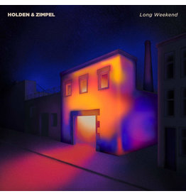 Border Community Holden & Zimpel - Long Weekend EP