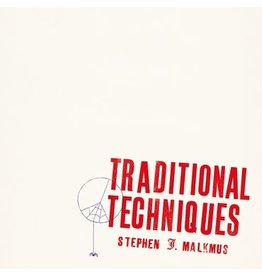 Domino Records Stephen Malkmus - Traditional Techniques (Coloured Vinyl)