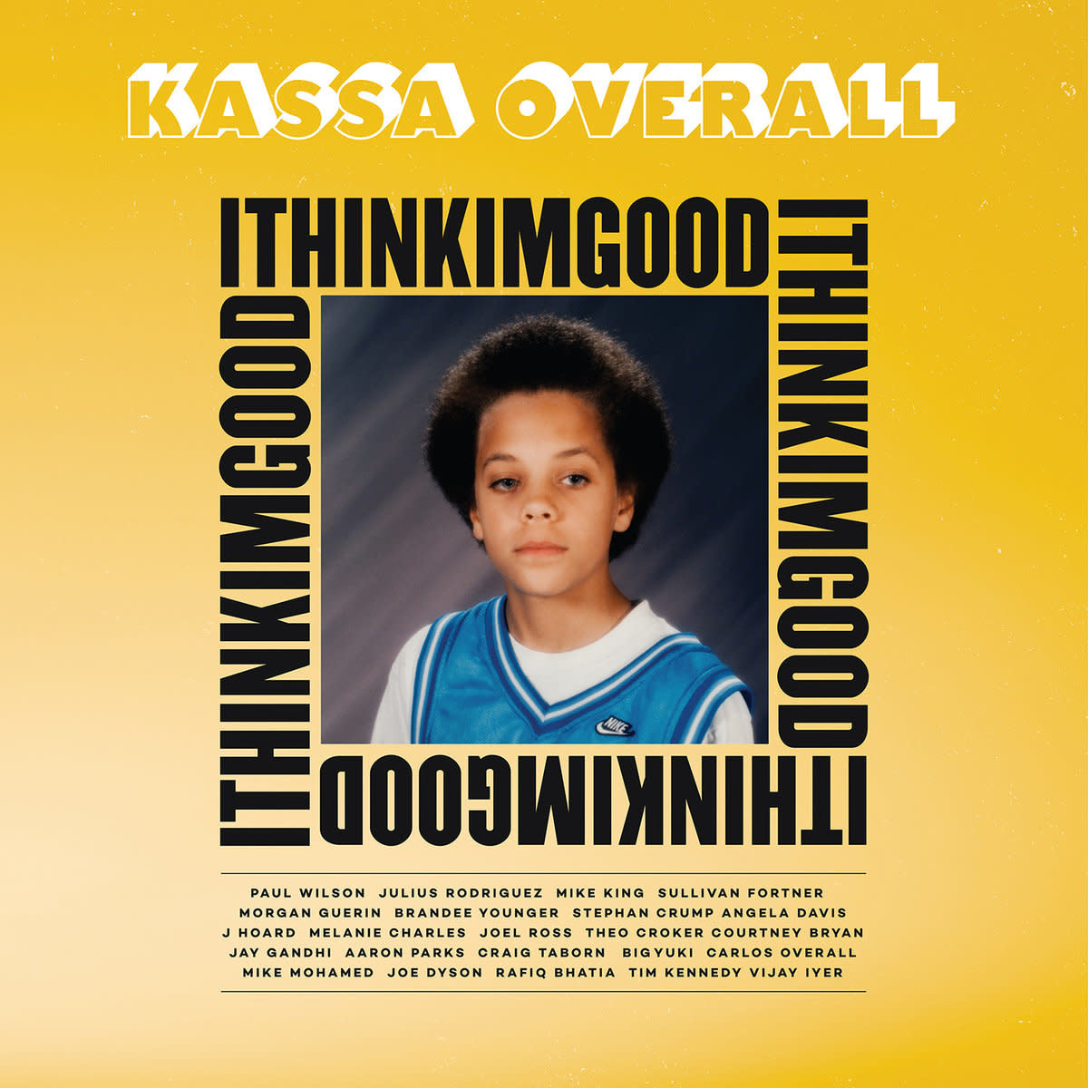 Brownswood Recordings Kassa Overall - I Think I'm Good