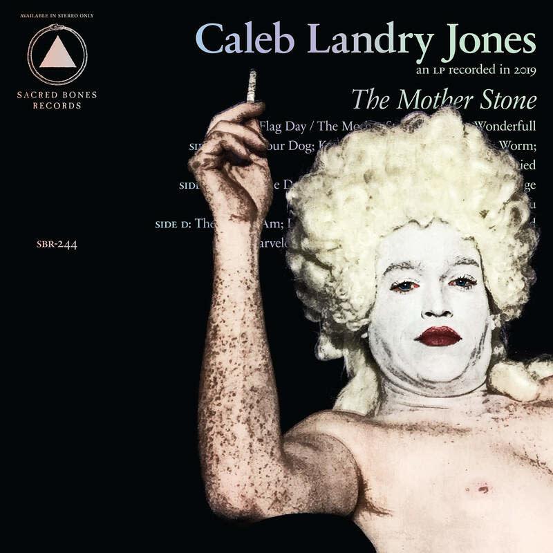 Sacred Bones Records Caleb Landry Jones - The Mother Stone